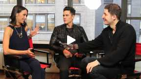 #InTheLab w Tom Sandoval & Kristen Doute of