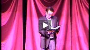 Michael Riedal reads Kenny Loggins