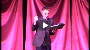 Tony Danza reads Justin Bieber
