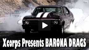 Xcorps Motorsports BARONA DRAGS