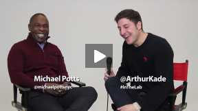 #InTheLab w Michael Potts - HBO's