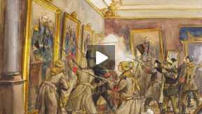Взятие Зимнего дворца / Taking of the Winter Palace