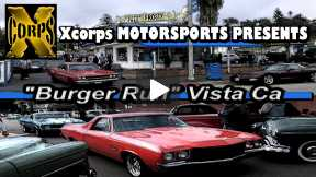 Xcorps Motorsports BURGER RUN