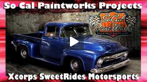 Xcorps Motorsports TV So Cal Paint Works Customer Appreciation Day
