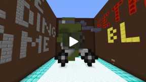 Minecraft | Building Game | Teenage Mutant Ninja Turtles!