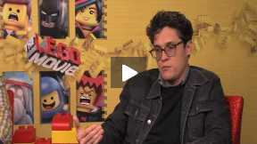 THE LEGO MOVIE Interviews with Writers/Director Christopher Miller and Phil Lord