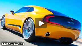 GT4 Stinger A Go, Chevy Adra Crossover, Ram 1500 EcoDiesel, New Fuel Injectors, & YOUR FLDQoftheD!