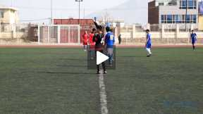 Friendly Football Game Esteqlal vs. Urdu