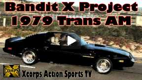 Xcorps Bandit X Project - CARB FROM SMI part 1