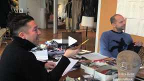 Faces of Fashion: Tour the Ruffian Studio During Mercedes-Benz Fashion Week ~ #MBFW NYC A/W14NYC A/W14
