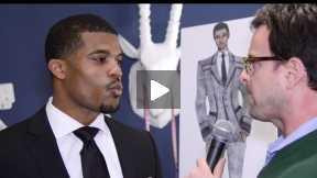 Philadelphia Eagle's Brad Smith Speaks with Pblcty's Ryan David Saniuk