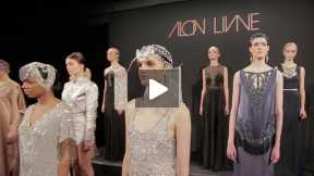 THE  ALON LIVNE MERCEDES-BENZ FASHION WEEK NYC AUTUMN/WINTER 2014 FASHION SHOW #MBFW A/W14