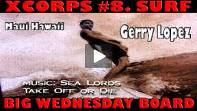 Xcorps Action Sports TV #8.) SURF seg.5
