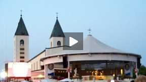 Adorazione a Medjugorje 2013
