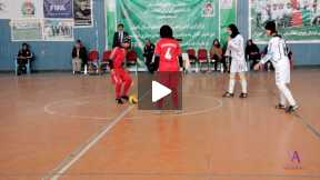 Futsal Championship - Esteqlal female team vs. Sangar