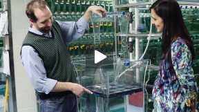 Richard White, The Lab Fish - The Wild Types - Episode 1