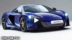McLaren 650S, Next Mazda RX-7, Jaguar F-Type Targa, Mazda 2 Crossover, & Doing It Wrong!