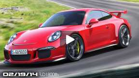 Porsche GT3 Fires, Retractable Tire Studs, Hyundai Sport Sedan, Evoque News, & Friendsday Wednesday!