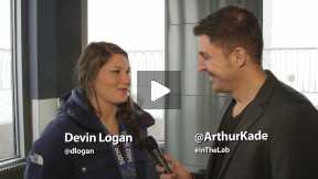 #InTheLab w Olympic Silver Medalist Devin Logan