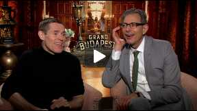 #InTheLab with Willem Dafoe & Jeff Goldblum