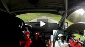 Rally City of Bassano 2013 Fatichi-Pollini SS1 Caupo
