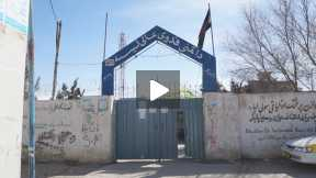 Building Schools in Kabul - Amina–e-Fedawe High School