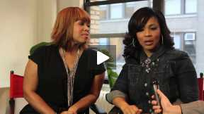 #InTheLab with Mary Mary