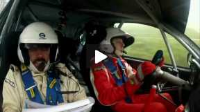 Rally City of Bassano 2013 Fatichi-Pollini SS1 Caupo On Board