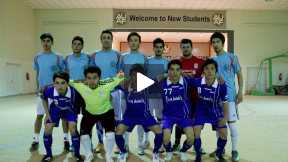 Friendly Football Game - American University Futsall vs. Esteqlal Futsall