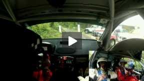Rally City of Bassano 2013 Fatichi-Pollini SS2 Monte Grappa