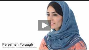 Fereshteh Forough Talks with Camilla McFarland About The Women's Annex Foundation to support Digital Literacy using Digital Currency Bitcoin in Afghanistan