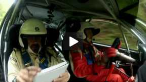 Rally City of Bassano 2013 Fatichi-Pollini SS2 Monte Grappa On Board