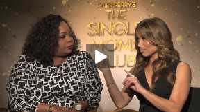 Cocoa Brown and Zulay Henao Interview for THE SINGLE MOMS CLUB