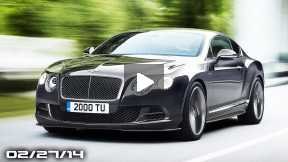 2014 Bentley GT Speed, 2015 Jaguar XF R-Sport, New Nissan Juke Teased, Mazda Hazumi Concept