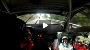 Rally City of Bassano 2013 Fatichi-Pollini SS3 Valstagna