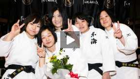 2014 NY Open Judo - Women Division Japan vs. USA
