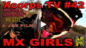 Xcorps Action Sports TV #42.) MX GIRLS seg.5