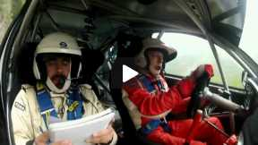 Rally City of Bassano 2013 Fatichi-Pollini SS3 Valstagna On Board