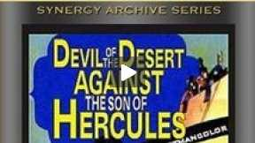The Devil of the Desert Against the Son of Hercules