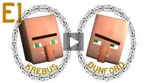 Minecraft - Animation - Krebus and Dunford