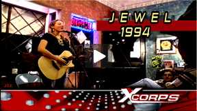Xcorps MUSIC SPECIAL EARLY JEWEL in 1994