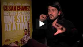 #InTheLab with  Diego Luna -