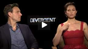 """Divergent"" Interviews with Ashley Judd and Tony Goldwyn!  Meet the Priors!"