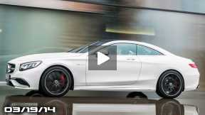 Mercedes S63 AMG Coupe, LAPD Lamborghini, More GM Recalls