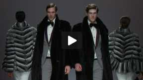 THE FARLEY CHATTO WORLD MASTERCARD FASHION WEEK FALL 2014 RUNWAY COLLECTION #WMCFW TORONTO