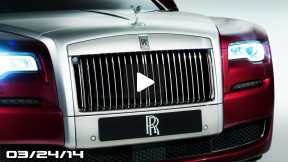 Rolls Royce SUV, McLaren P1 Successor, 2015 Mazda MX-5