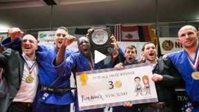 Who is fighting for Bitcoin? New York Open Judo 2014