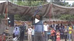 Talent of Pakistan Part 1 (Stick moving)