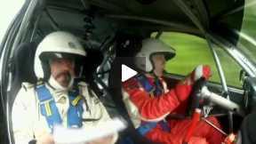 Rally City of Bassano 2013 Fatichi-Pollini SS5 Monte Grappa On Board