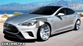 Tesla Model S Tuning, 2016 BMW 5 series, Paul Walker Crash Results
